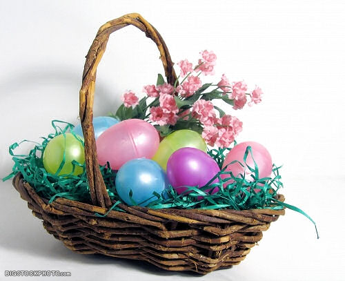 © Easter Basket
